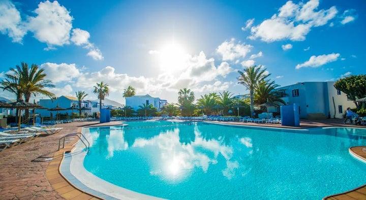 HL Paradise Island Aparthotel & Waterpark in Playa Blanca, Lanzarote, Canary Islands