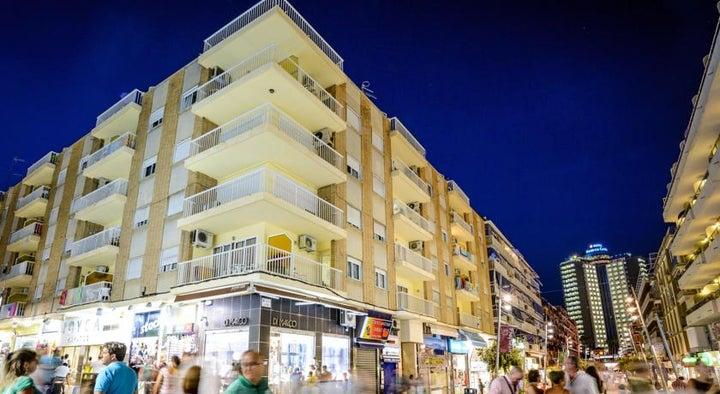 Avenida Apartments in Benidorm, Costa Blanca, Spain