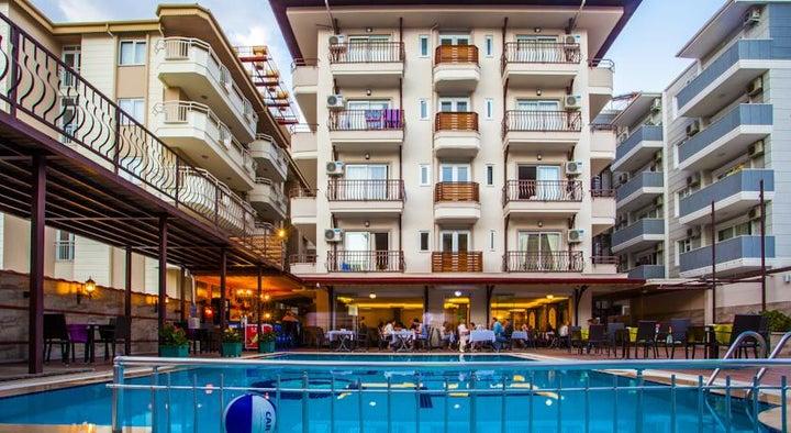 Oba Time Hotel in Alanya, Antalya, Turkey