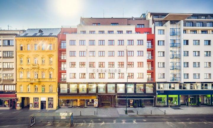 Grandior Hotel Prague in Prague, Czech Republic