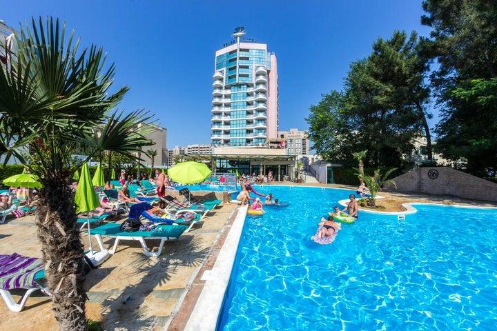 Grand Hotel Sunny Beach In Sunny Beach Bulgaria