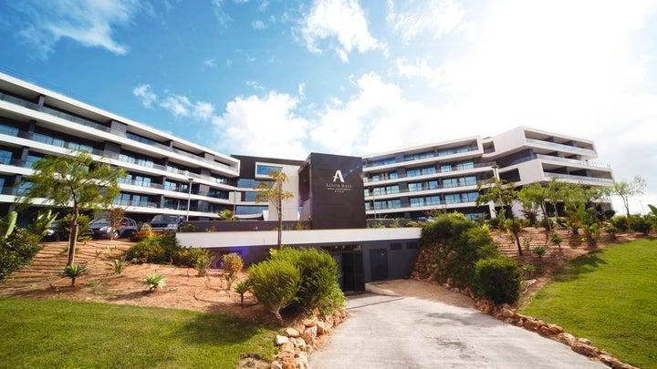 Alvor Baia Hotel Apartments Image 17