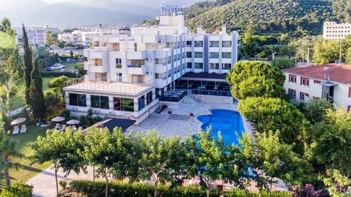 Akbulut Hotel And Spa in Kusadasi, Aegean Coast, Turkey