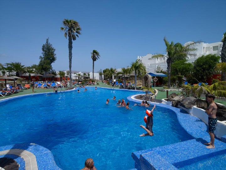Labranda Golden Beach Hotel in Costa Calma, Fuerteventura, Canary Islands