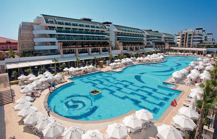 Crystal Waterworld Resort And SPA Image 1