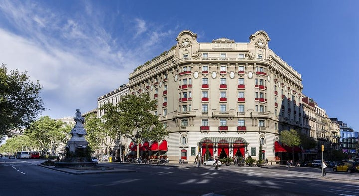 El Palace in Barcelona, Costa Brava, Spain