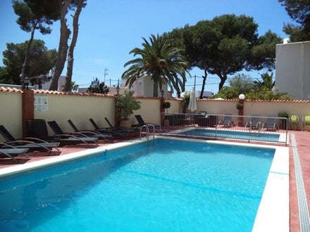 El Cortijo Apartments in Es Cana, Ibiza, Balearic Islands