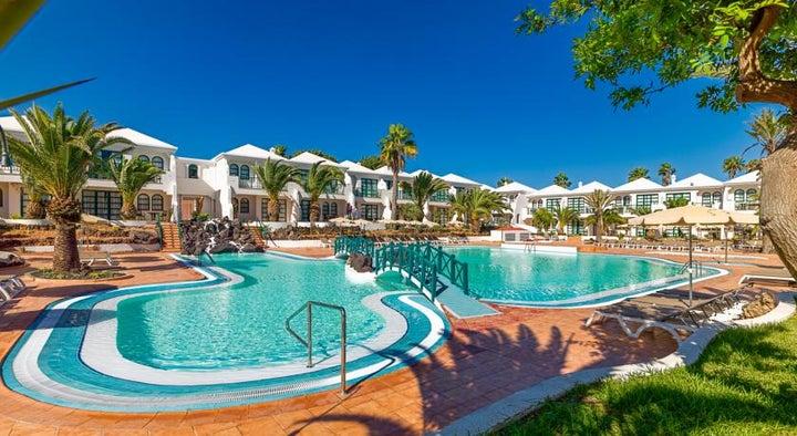 H10 Ocean Suites in Corralejo, Fuerteventura, Canary Islands