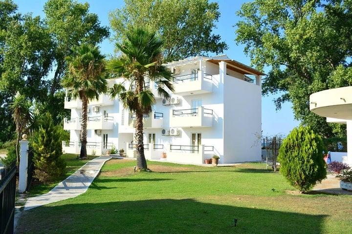 Cavos Beach House in Kavos, Corfu, Greek Islands
