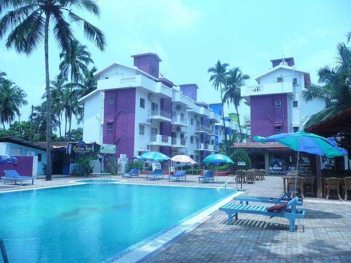 Resort Village Royale in Calangute, Goa, India