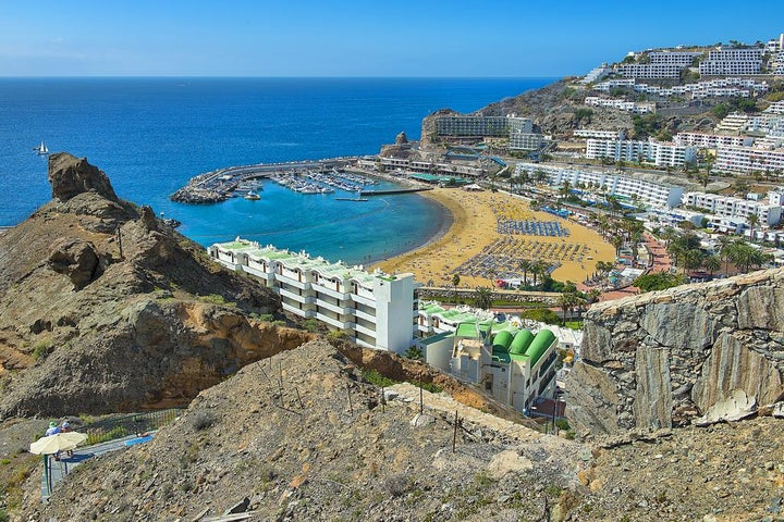 Aquasol in Puerto Rico (GC), Gran Canaria, Canary Islands