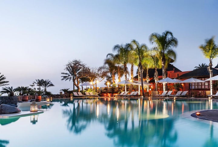 The Ritz-Carlton Abama in Guia de Isora, Tenerife, Canary Islands
