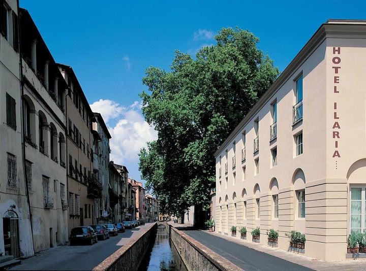 Ilaria and Residenzia Dell' Alba in Lucca, Tuscany, Italy