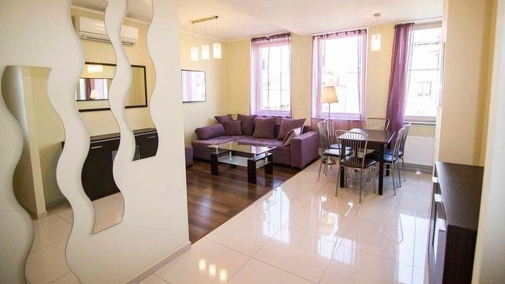 Lux Aparthotel in Krakow, Lesser Poland, Poland