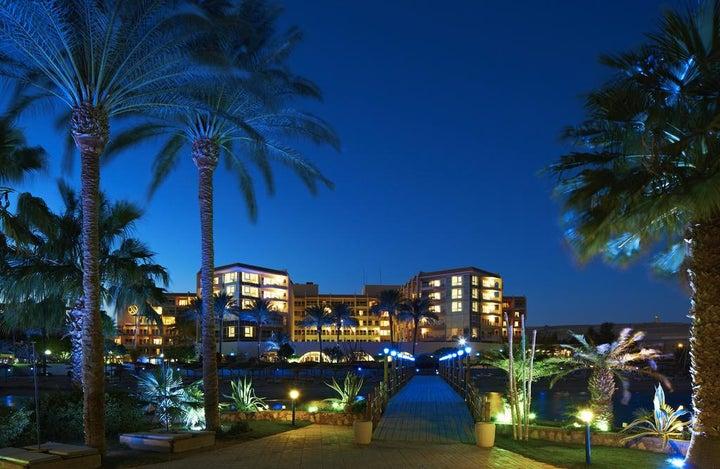 Marriott Hurghada Hotel in Hurghada, Red Sea, Egypt