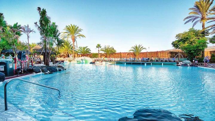 IFA Continental Hotel in Playa del Ingles, Gran Canaria, Canary Islands