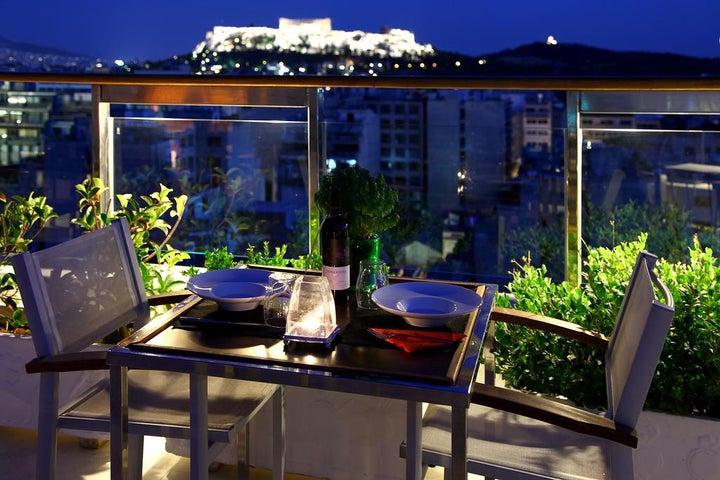 Dorian Inn in Athens, Greece