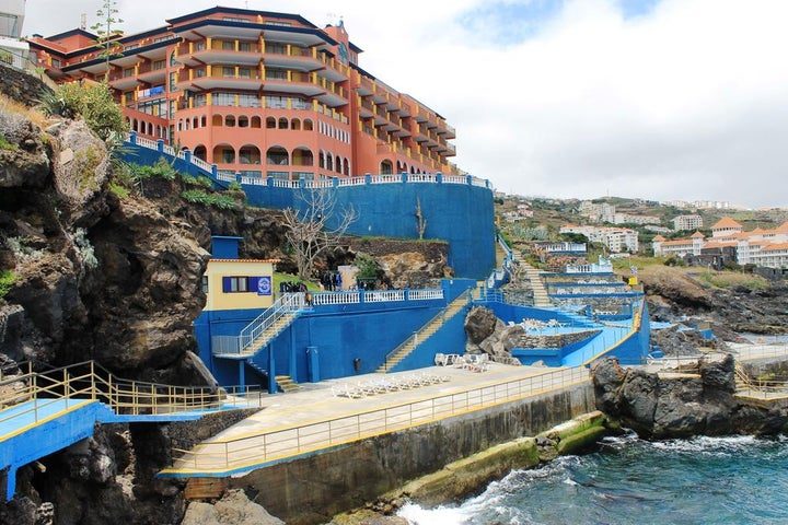 Royal Orchid Hotel in Canical, Madeira, Portugal