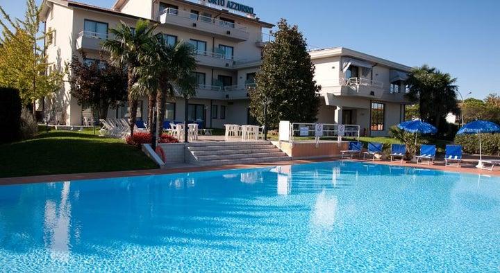 Hotel Porto Azzurro in Sirmione, Lake Garda, Italy