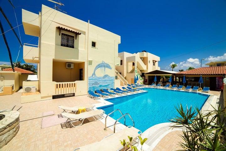 Villa Diasselo in Malia, Crete, Greek Islands