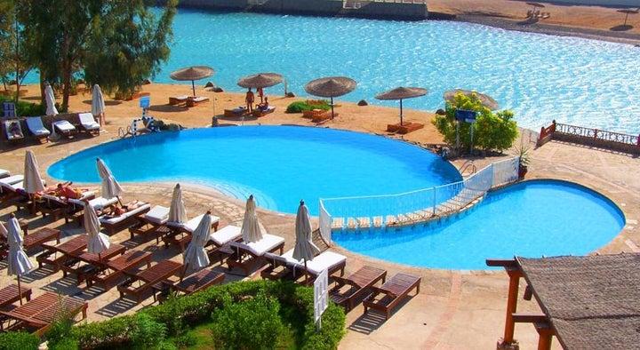 Sultan Bey Hotel in El Gouna, Red Sea, Egypt