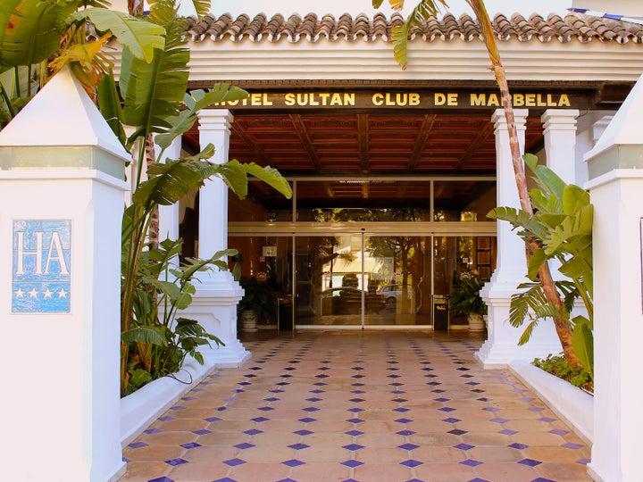 Monarque Sultan Aparthotel Image 1