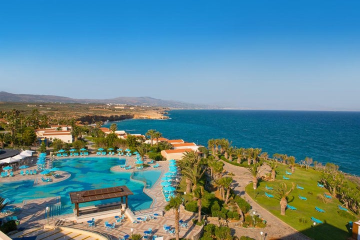Iberostar Creta Panorama & Mare Hotel in Panormo, Crete, Greek Islands
