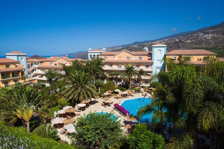 Hotel Riu Garoe in Puerto de la Cruz, Tenerife, Canary Islands