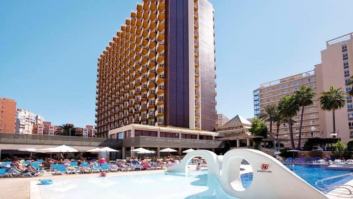 Rosamar Hotel in Benidorm, Costa Blanca, Spain