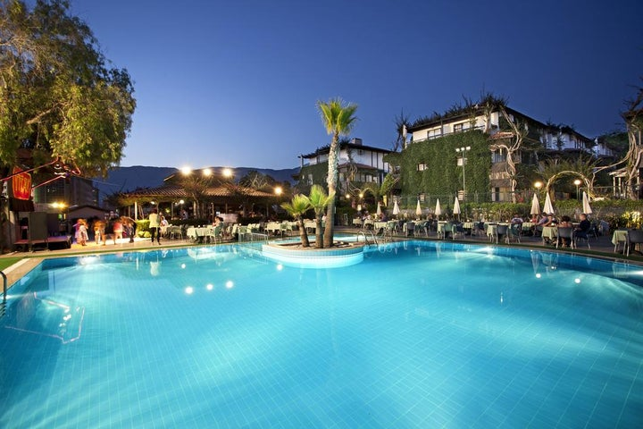 Titan Club Hotel in Alanya, Antalya, Turkey