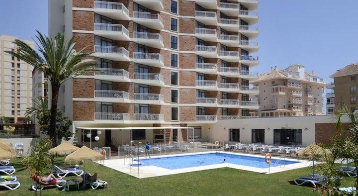 Mainare Playa Hotel in Fuengirola, Costa del Sol, Spain