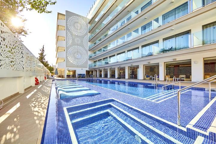 Indico Rock Hotel Mallorca in El Arenal, Majorca, Balearic Islands