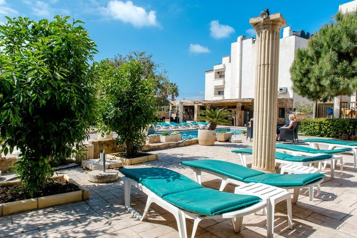 Kings Hotel in Paphos, Cyprus
