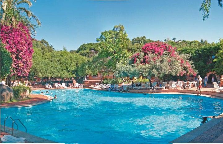 Arbatax Park Resort Telis in Arbatax, Sardinia, Italy