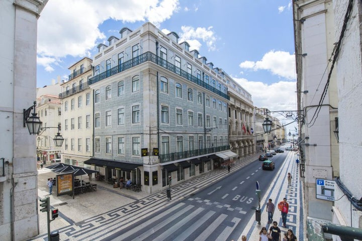 My Story Hotel Ouro in Lisbon, Portugal
