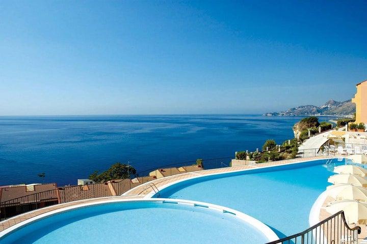 Capo dei Greci Hotel in Taormina, Sicily, Italy