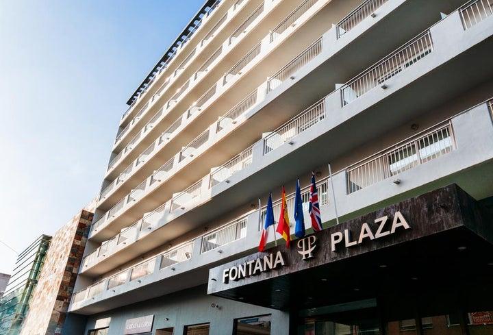 Hotel Fontana Plaza in Torrevieja, Costa Blanca, Spain
