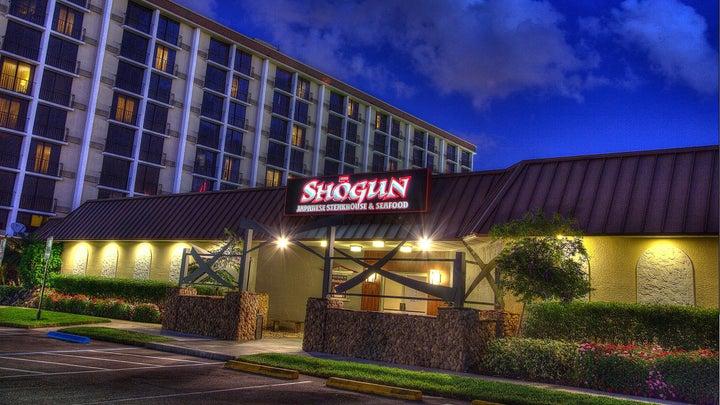 Rosen Inn, closest to Universal in Orlando, Florida, USA