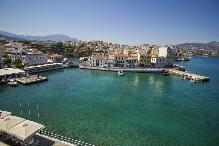 Porto Maltese Boutique Hotel in Aghios Nikolaos, Crete, Greek Islands