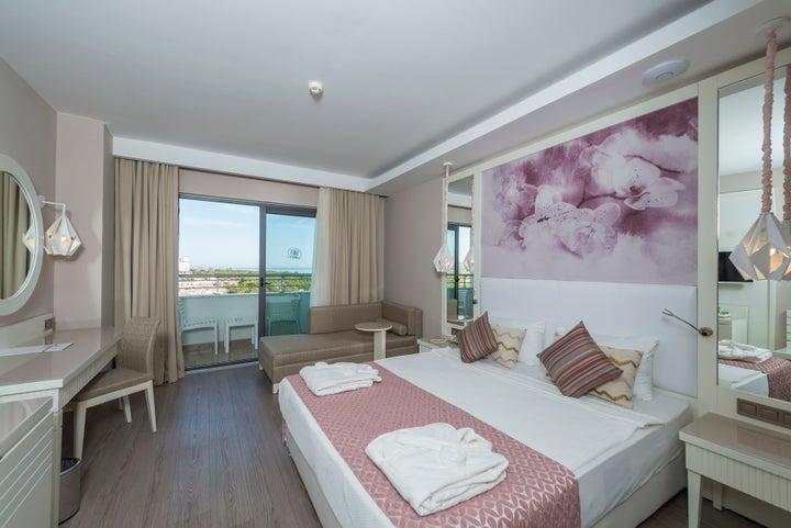 Diamond Premium Hotel And SPA in Side, Antalya, Turkey