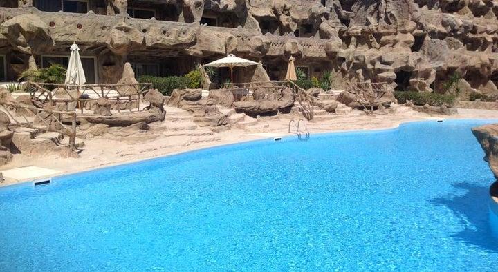 Caves Beach Resort Hurghada Image 20