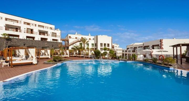Gran Castillo Lanzarote Hotel Rooms