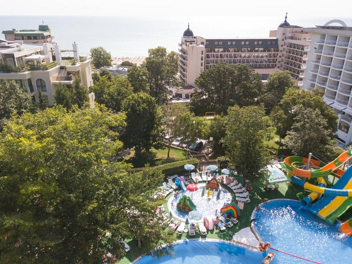 Prestige Hotel and Aquapark Image 7