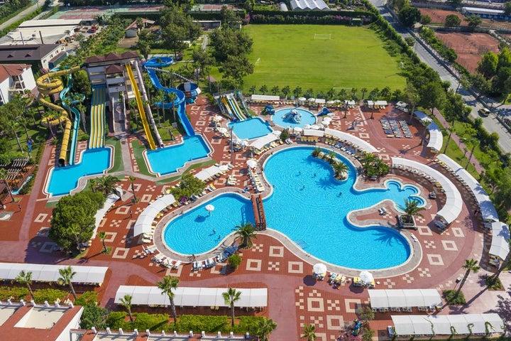 Club Turan Prince World Hotel Image 44