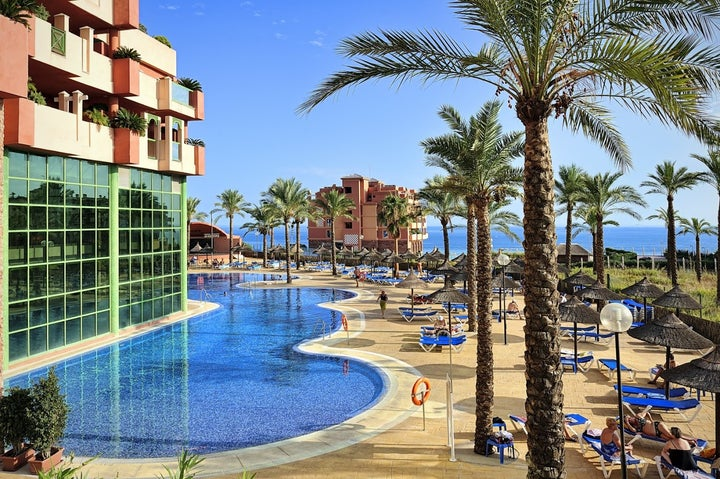 Holiday Palace in Benalmadena, Costa del Sol, Spain