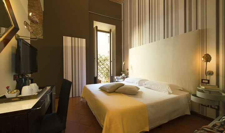 De la pace hotel in Florence, Tuscany, Italy