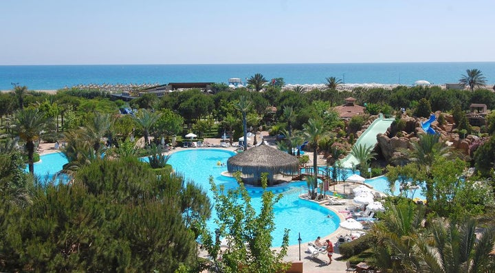 Gloria Golf Resort in Belek, Antalya, Turkey