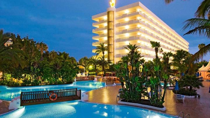 SENTIDO Gran Canaria Princess Hotel in Playa del Ingles, Gran Canaria, Canary Islands