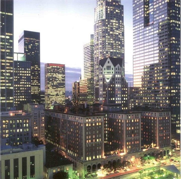 Millennium Biltmore Hotel los Angeles in Los Angeles, California, USA