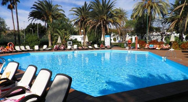 Canary Garden Club (ex Rio Maspalomas II) in Maspalomas, Gran Canaria, Canary Islands